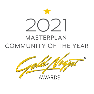 2021 Masterplan Community of the Year - Golden Nugget Awards