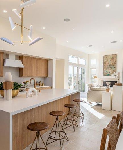 Kitchen - Residence 1 - Aura at Miralon