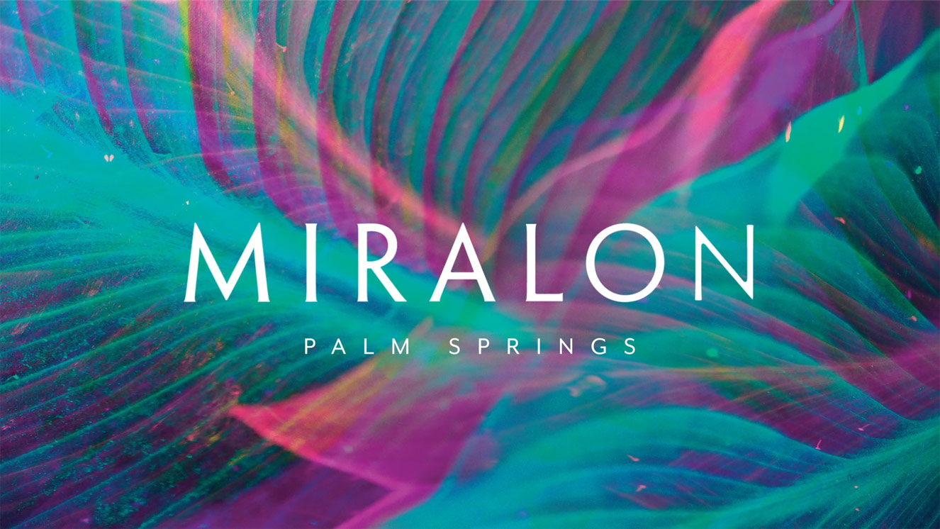 New Homes In Palm Springs – Miralon