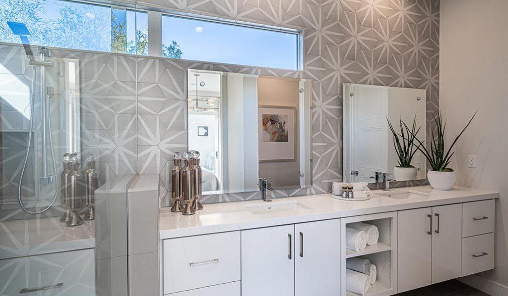 Bathroom - Residence 2 - Aura at Miralon