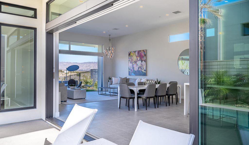Dining room - Residence 2 - Aura at Miralon